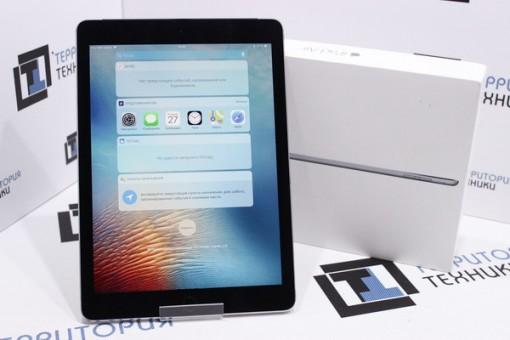 iPad Air 128GB LTE Space Gray (2 поколение)