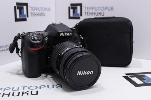 Nikon D7100 + Nikon 35-70 mm f/2.8 AF