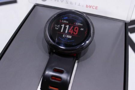 Смарт-часы Б/У Amazfit Pace Black