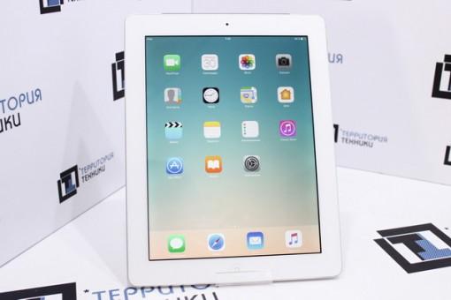 iPad 32GB Wi-Fi White (4 поколение)