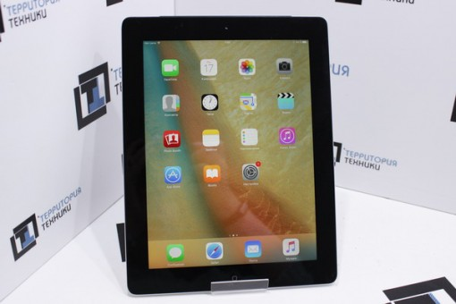 Apple iPad 16GB LTE Black (4 поколение)