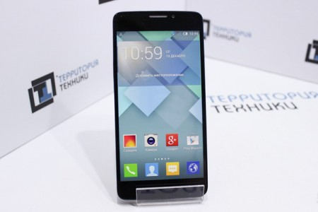 Смартфон Б/У Alcatel One Touch Idol X 6040