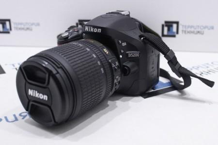 Фотоаппарат Б/У зеркальный Nikon D5200 Kit 18-105mm VR