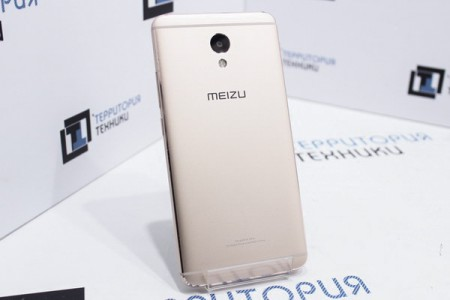 Смартфон Б/У MEIZU M5 Note 16GB Gold