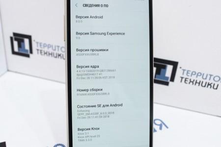 Смартфон Б/У Samsung Galaxy A8 Dual SIM