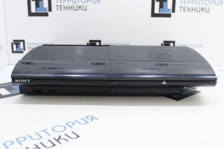 Приставка Б/У Sony PlayStation 3 Super Slim 12GB
