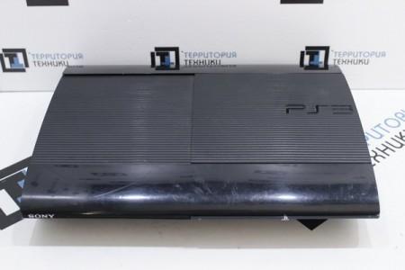 Приставка Б/У Sony PlayStation 3 Super Slim 12GB