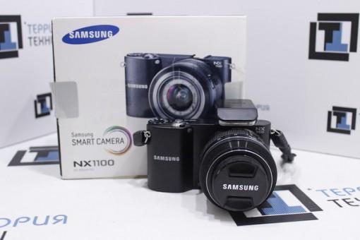 Samsung NX1100 Kit 20-50mm