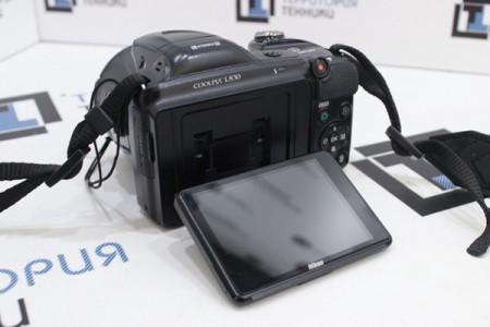 Фотоаппарат Б/У цифровой Nikon Coolpix L830