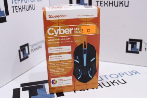 Мышь Defender Cyber MB-560L