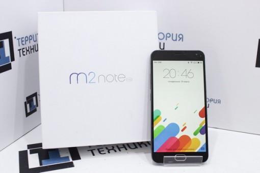 MEIZU M2 Note 16GB Gray