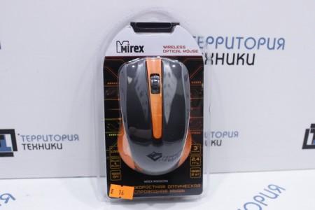 Мышь беспроводная Mirex W3030ORN