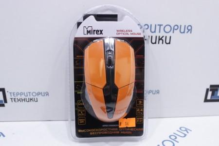 Мышь беспроводная Mirex W3009ORN