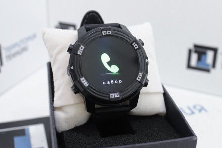 Смарт-часы Б/У Lemfo LEM6