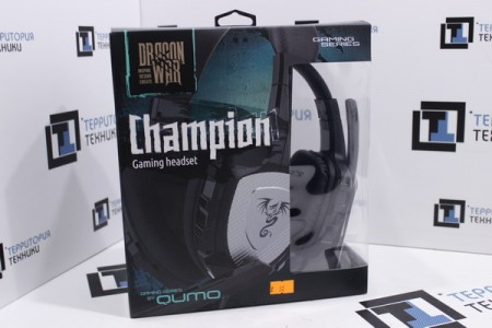 Наушники Qumo Dragon War Champion