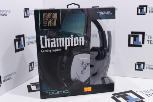 Наушники Qumo Dragon War Champion