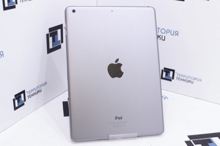 Планшет Б/У Apple iPad Air 16Gb Wi-Fi Space Gray (MDM)