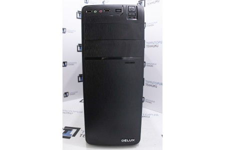 Системный блок Б/У Delux DW600 - 1675