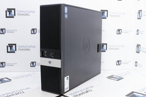 Компьютер HP RP5800 SFF