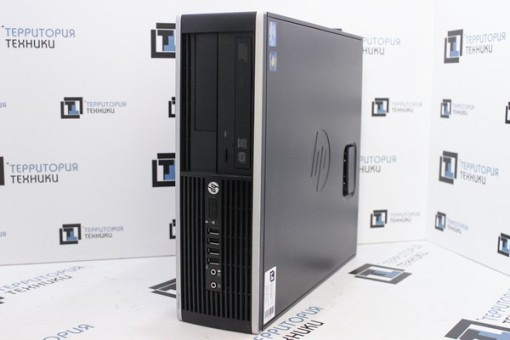 Компьютер HP Elite 6200 SFF