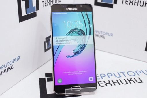 Samsung Galaxy A7 (2016) Dual SIM