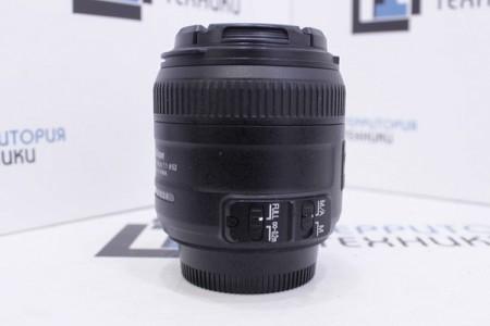 Объектив Б/У Nikon AF-S DX Micro NIKKOR 40mm f/2.8G