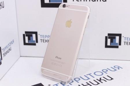 Смартфон Б/У Apple iPhone 6 16GB Gold
