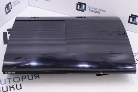 Приставка Б/У Sony PlayStation 3 Super Slim 500GB
