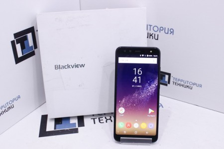 Смартфон Б/У Blackview S8 Black