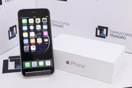 Смартфон Б/У Apple iPhone 6 16Gb Space Gray