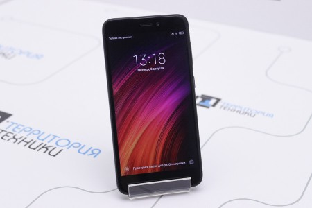Смартфон Б/У Xiaomi Redmi 4X 32GB Black