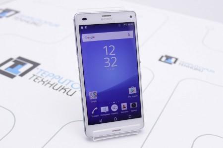 Смартфон Б/У Sony Xperia Z3 Compact White
