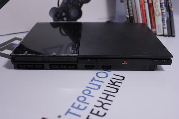 Приставка Б/У Sony PlayStation