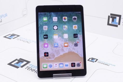 Apple iPad mini 16GB LTE Space Gray (3 поколение)