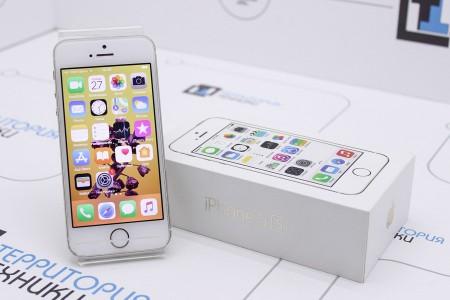 Смартфон Б/У Apple iPhone 5s 16Gb Gold