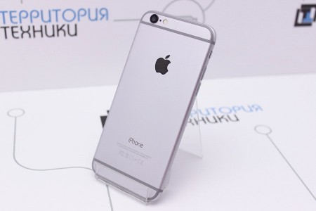 Смартфон Б/У Apple iPhone 6 16GB Space Gray