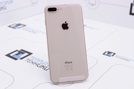Смартфон Б/У Apple iPhone 8 Plus 64GB Gold