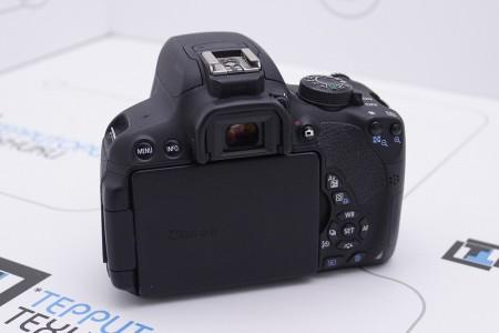 Фотоаппарат Б/У зеркальный Canon EOS 700D Body