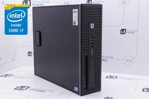 Компьютер HP ProDesk 600 G1 SFF