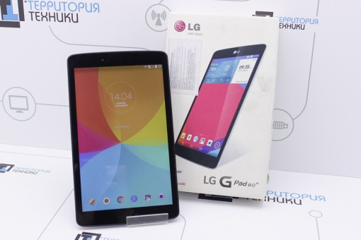 LG G PAD 8.0 16GB 3G Black (V490)