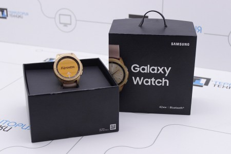 Смарт-часы Samsung Galaxy Watch 42мм