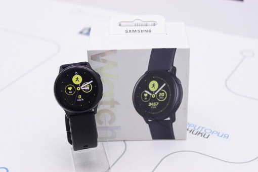 Умные часы Samsung Galaxy Watch Active