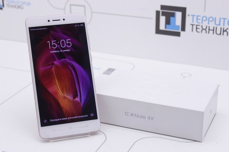 Смартфон Б/У Xiaomi Redmi Note 4X 3GB/16GB
