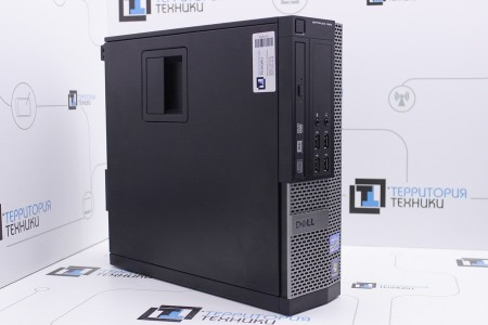 Компьютер Б/У Dell Optiplex 990 SFF