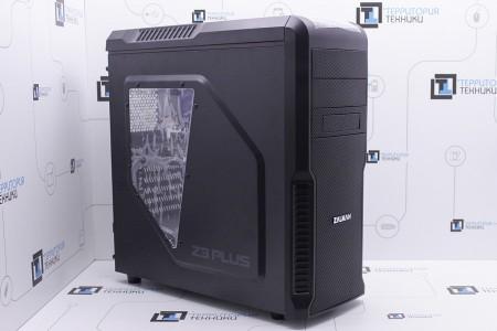 Системный блок Б/У Zalman Z3 Plus - 2454