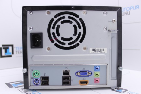 Системный блок Б/У Black Mini - 2599