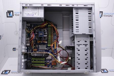 Системный блок Б/У Silver - 2673