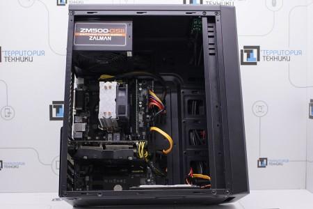Системный блок Б/У Zalman T6 - 2762