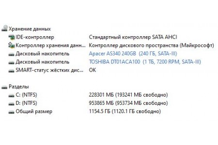 Системный блок Б/У Haff - 2966