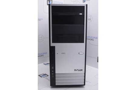 Системный блок Б/У Delux - 3038